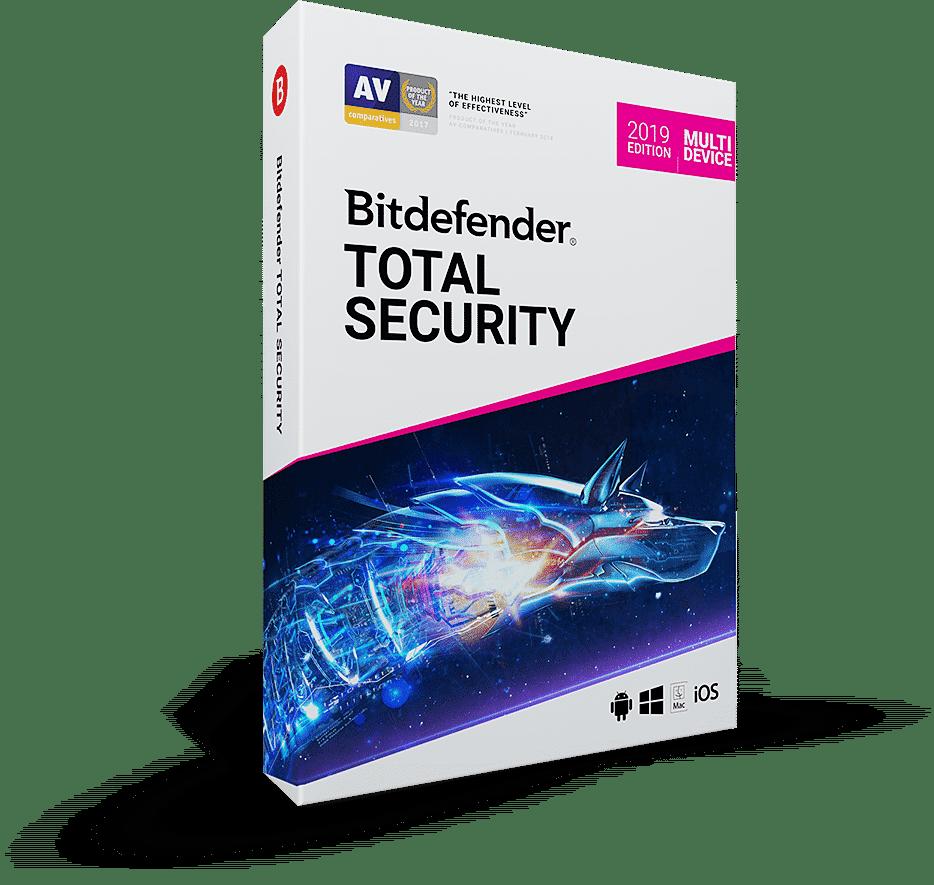 Bitdefender Total Security Lisans