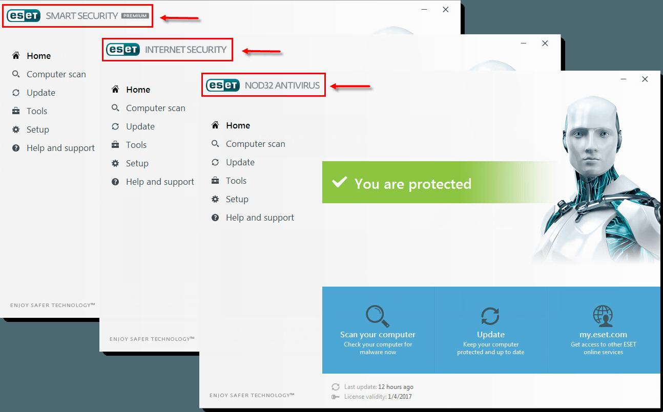Eset İnternet Security Antivirüs Lisans