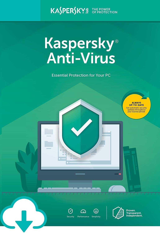 Kaspersky Antivirüs Lisans