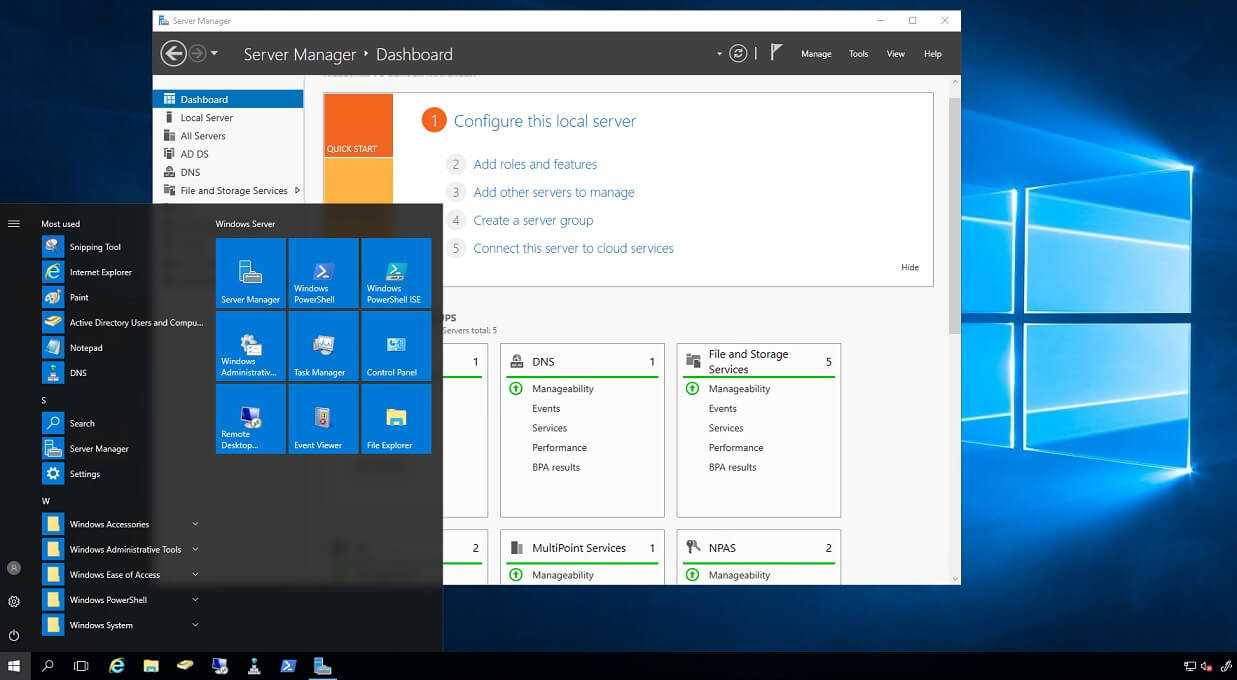 Windows Server 2019 Standard Lisans