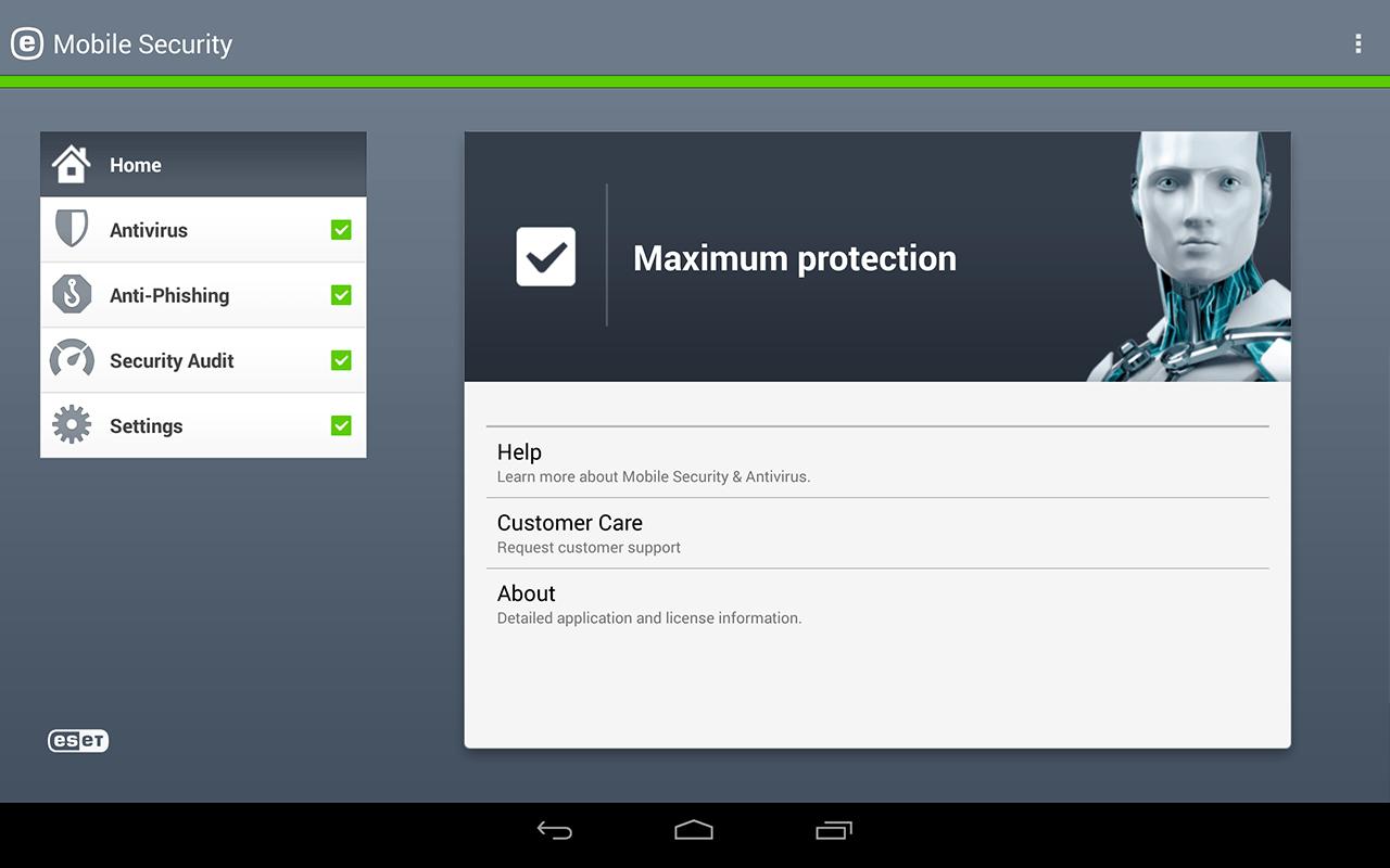 Eset Mobile Security Antivirüs Lisans