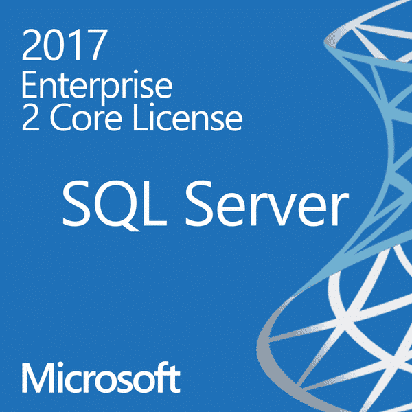 Microsoft SQL Server 2017 2 bilgisayarlık lisans