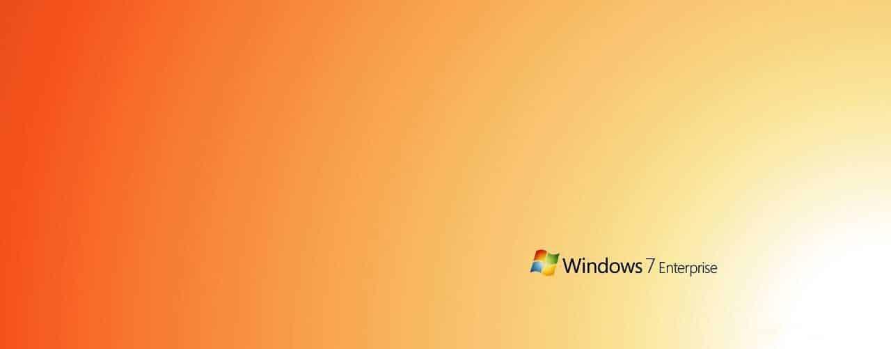 Windows 7 Enterprise Oem Lisans